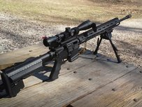 long range AR by Meridian Ordnance